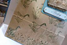 Stampin Up! Gift Boxes & Packaging / Kim Tolton Independent Stampin' Up! Demonstrator UK. email: kim.Tolton@googlemail.com Blog: http://stampingatthewarren.blogspot.co.uk/  Tel: 07759587004 Copyright @ Stampin Up! 2014