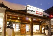 Agences & équipes Cimalpes / Find out our agencies Cimalpes at Courchevel, Méribel, Moriond and Chambéry.