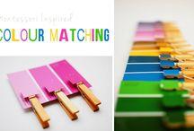 Colour crafts