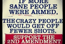 2nd Amendment Rights / by Caryn Willey
