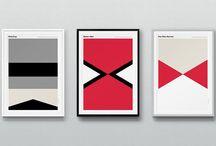 Visual / Decent graphic designs