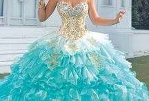 vestidos de 15 de Dania