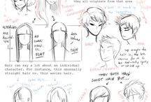 how to draw... manga types