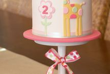 Decorated Cakes for Kids / Decorated cakes fun and different