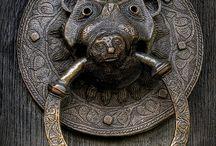 Door knocker / #door, #knocker