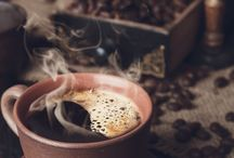 COCOA, CHOCOLATE and COFFEE