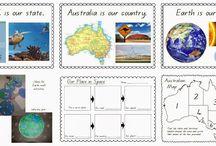 Geography yr 1