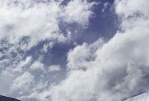 Snowboaden en kitesurfen