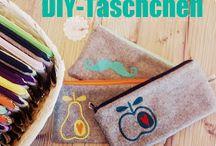 Schlamperltäschchen / Tasche DIY