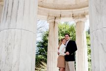 Engagement Photos - Washington DC