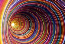 Colours- rainbow- happy stuff