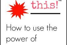 Blogging Tips / by Mia Matthews