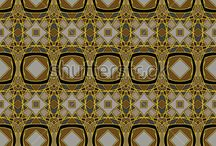 Golden Edge pattern / Geometric vector patterns. _____  See more: https://www.shutterstock.com/g/Andrei+Chudinov/sets/51497950?page=4