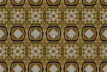 Golden Edge pattern / Geometric vector patterns. _____  See more: https://www.shutterstock.com/g/Andrei+Chudinov/sets/51497950?page=4