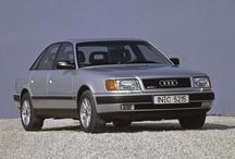 Audi 100 C4 / by Yuriy Taratynov