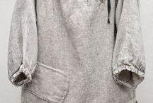Bluse og overdeler