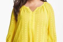 blouses curvy