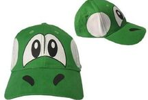 Yoshi baseball hat
