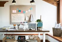 Office (space) / Cool office/studio inspiration