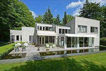 Architectuur / Koopwoningen op Huislijn.nl met een bijzondere architectuur