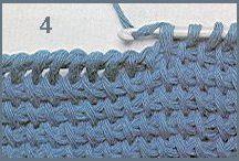 tuto crochet tunisien