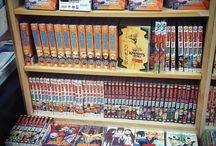Comic, Manga and Graphic Novel