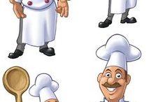 cocineros chef