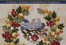 Baltimore quilt book