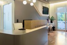 Dental clinic interior design / Interior design