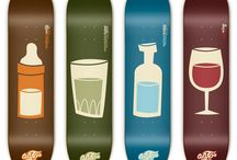 Skateboard Art / by Peter Schilling
