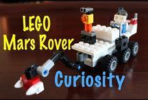 LEGO Planes, Space & Rockets