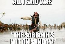 Sabbath quotes/posts