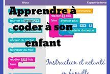 apprendre à programmer en maternelle