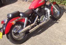Honda Shadow VT 1100 ACE / Motor