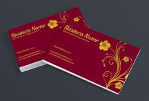 Nice Business Cards / Nice business cards to help you create a professional look for your business or personal brand.