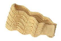 Crochet headbands, earwarmers and hats / by Sandra Bolser