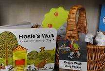 Rosie's Walk / farm activities