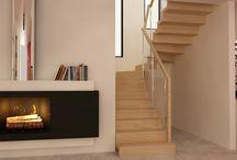 Dom schody