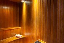 Sauna / Veja muito mais fotos, dicas e informações técnicas de cada SPA no blog Decor Salteado! É só clicar nas imagens! ; - )