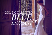 2013 Blue by Enzoani Collection