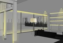 Lighting drawings / Awesome graphic ways to show a lighting design