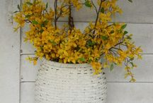 wreaths baskets & more