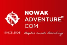 Nowak Adventure Travel / Some of the pictures from our journeys