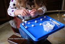 Gross and Fine Motor Prep / by Rachael Roberts