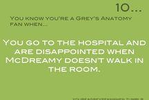 Grey's Anatomy / by Gabriela García