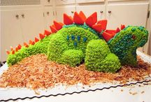 Cool Cake Ideas / by Erin Still