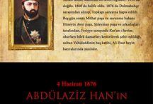 Günün Tarihi / Günün tarih bilgileri, önemli şahsiyetler, önemli olaylar