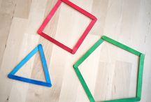 glasspinnar pyssel
