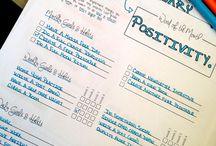 Bullet Journaling & Planning