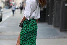 How to wear: Leopard / by STEELE MyStyle